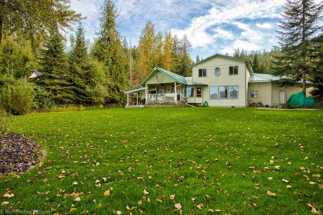 12312 N West Newman Lake Dr, Spokane, WA 99025 (#202012637) :: Prime Real Estate Group
