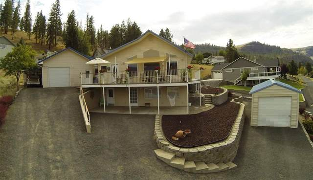17064 Columbia View E Rd, Wilbur, WA 99185 (#202012718) :: Prime Real Estate Group