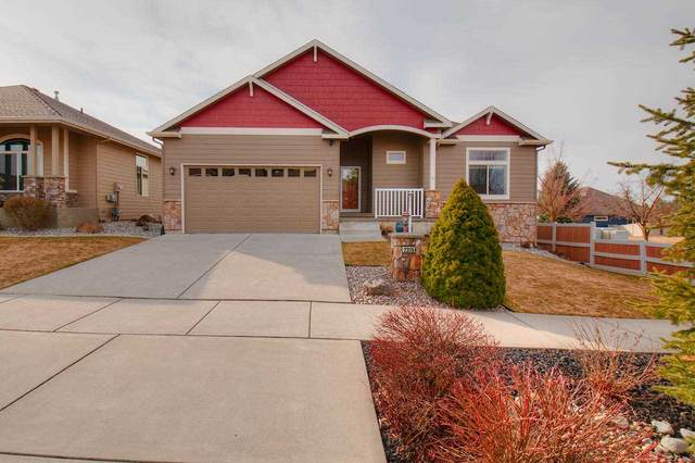 2315 W Chadwick Ln, Spokane, WA 99208 (#202012870) :: Top Agent Team