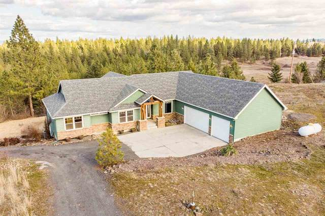 11909 N Pine Bluff Rd, Nine Mile Falls, WA 99026 (#202012939) :: The Spokane Home Guy Group
