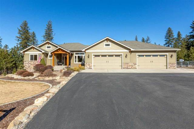 3227 E Buck Brush Ave, Chattaroy, WA 99003 (#202012955) :: The Spokane Home Guy Group