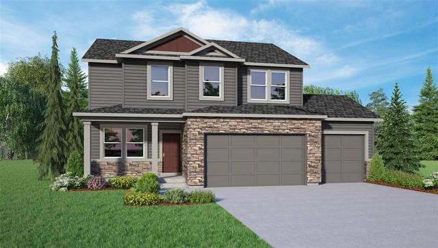 263 S Legacy Ridge Dr, Liberty Lake, WA 99019 (#202012971) :: The Hardie Group