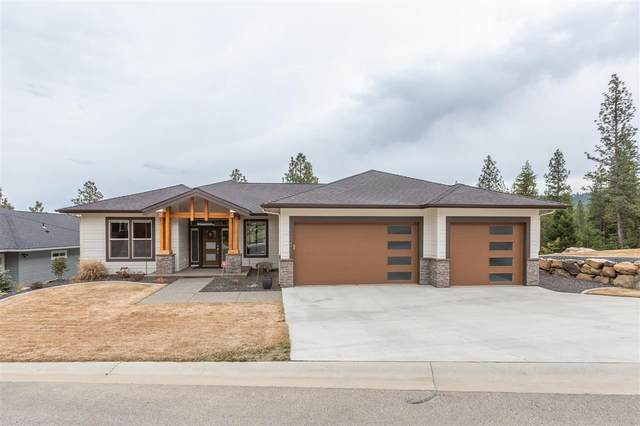 13022 E San Juan Ln, Spokane, WA 99206 (#202012988) :: Top Agent Team