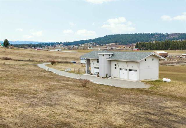 20802 N Dunn Rd, Colbert, WA 99005 (#202013023) :: Keller Williams Realty Colville