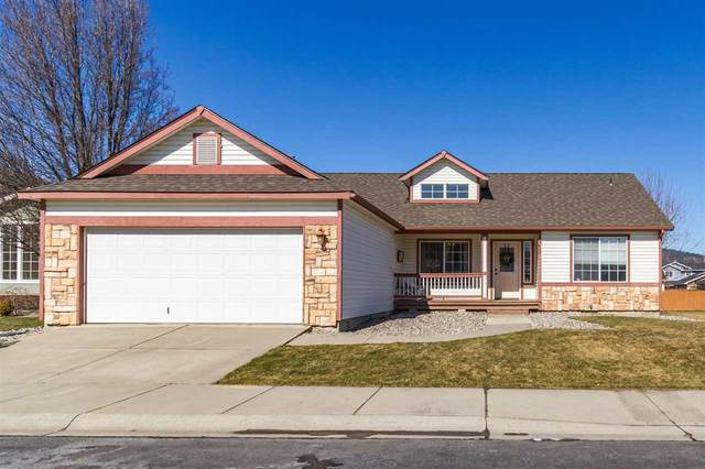 19027 E Michielli Ln, Greenacres, WA 99016 (#202013029) :: The Spokane Home Guy Group