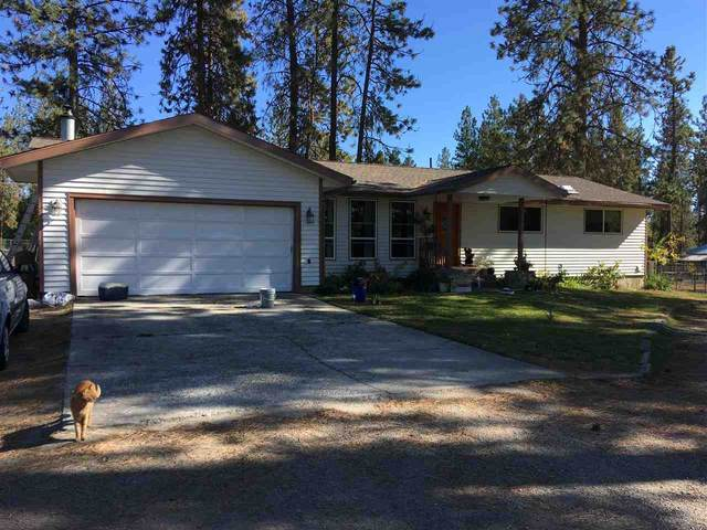 16210 N Suncrest Dr, Nine Mile Falls, WA 99026 (#202013098) :: Top Agent Team