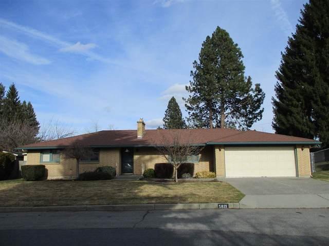 5821 S Stone St, Spokane, WA 99223 (#202013127) :: The Synergy Group