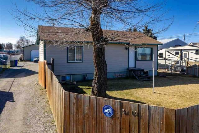 2118 E Lincoln Rd, Spokane, WA 99217 (#202013151) :: The Spokane Home Guy Group