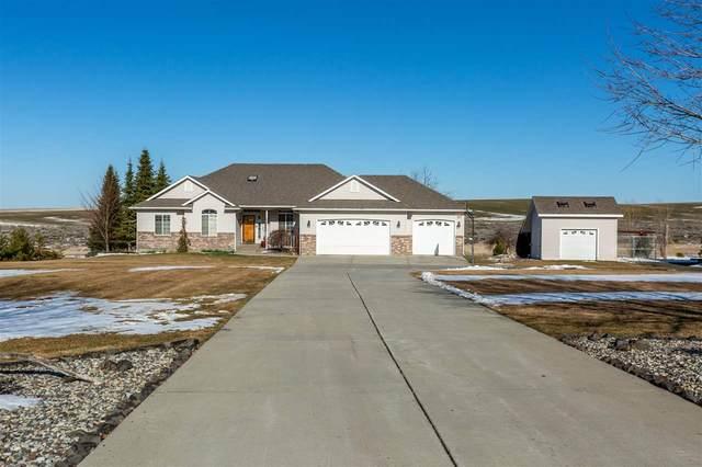 27467 N Northridge Rd, Davenport, WA 99122 (#202013174) :: Five Star Real Estate Group