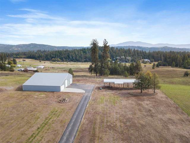 30810 N Findley Rd, Chattaroy, WA 99003 (#202013206) :: The Spokane Home Guy Group