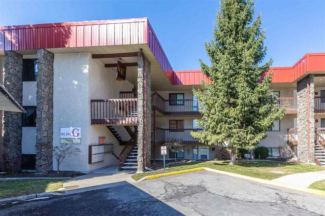 172 S Coeur D'alene St G301, Spokane, WA 99201 (#202013208) :: Prime Real Estate Group