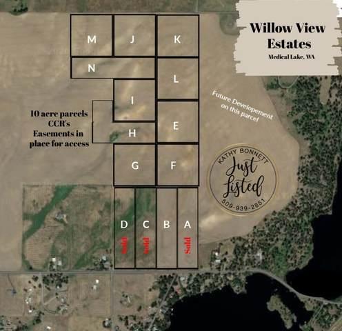 15xx5 W Silver Lake Rd, Medical Lake, WA 99022 (#202013269) :: Prime Real Estate Group