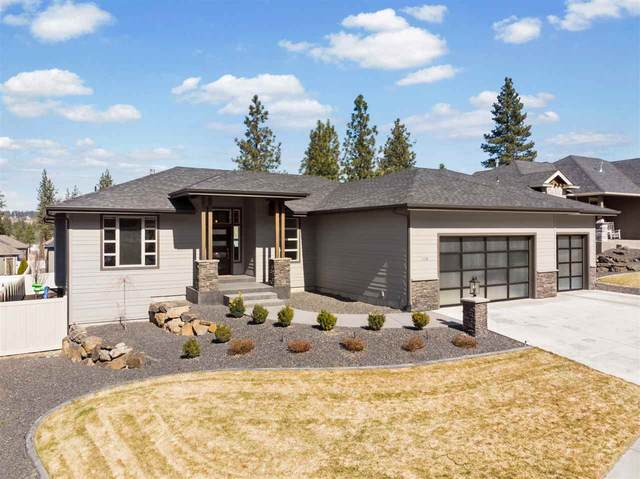 5116 W Bismark Ave, Spokane, WA 99208 (#202013297) :: Top Agent Team