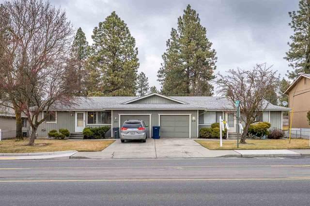 217/219 E Hawthorne Rd, Spokane, WA 99218 (#202013331) :: The Hardie Group