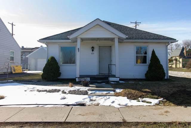615 Merriam St, Davenport, WA 99122 (#202013339) :: Prime Real Estate Group