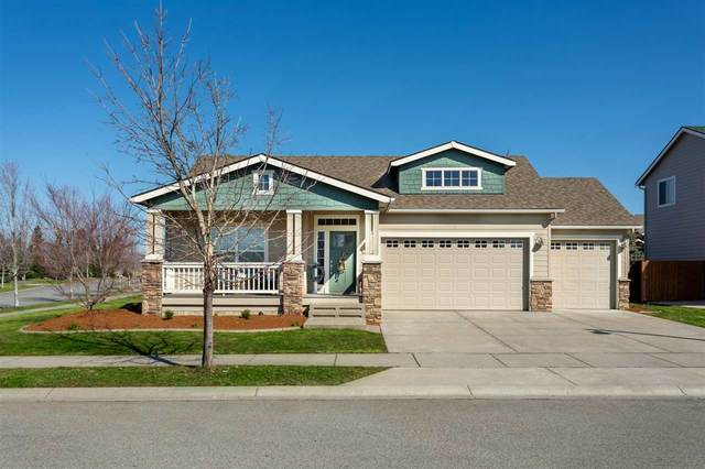 2579 W Marceille Ct, Coeur d Alene, ID 83815 (#202013375) :: Top Agent Team