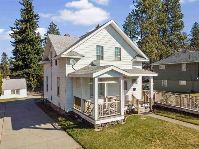 717 E 29th Ave, Spokane, WA 99203 (#202013408) :: The Spokane Home Guy Group