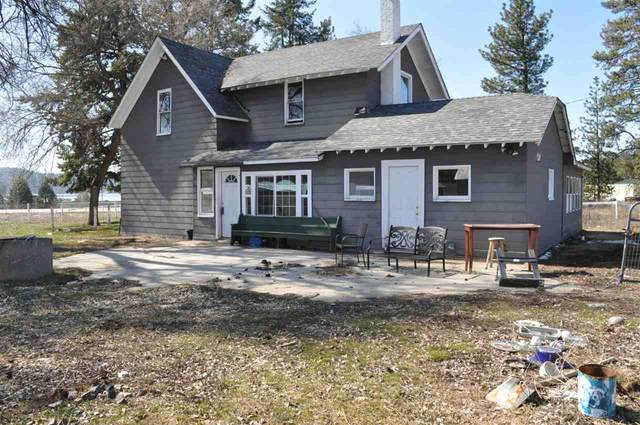 3940 Garden Spot Rd, Loon Lake, WA 99148 (#202013456) :: Keller Williams Realty Colville