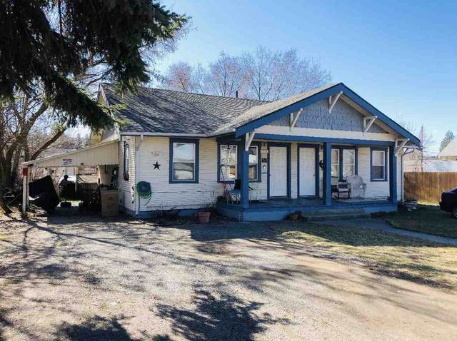 7308 E 6th Ave 7310 E 6th Ave, Spokane Valley, WA 99212 (#202013482) :: Northwest Professional Real Estate