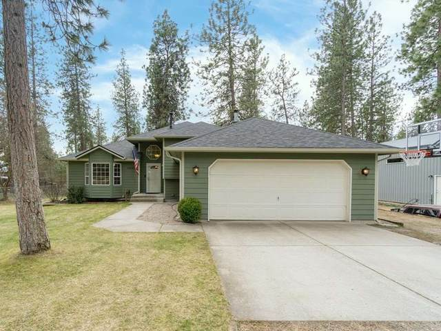 12611 W Sunnyvale Dr, Nine Mile Falls, WA 99026 (#202013486) :: Top Agent Team