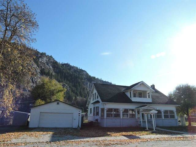 607 Center Ave, Northport, WA 99157 (#202013489) :: Prime Real Estate Group
