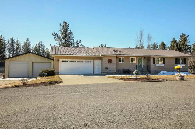 216 W Circle Dr, Newport, WA 99156 (#202013492) :: The Synergy Group