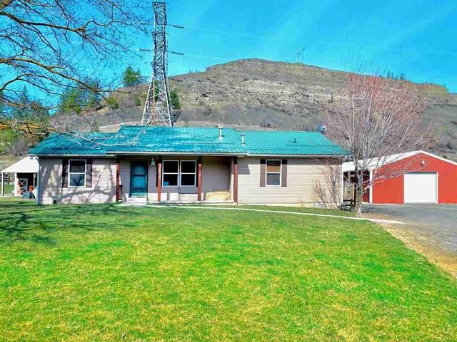 14314 W Coulee Hite Rd, Spokane, WA 99224 (#202013496) :: The Synergy Group