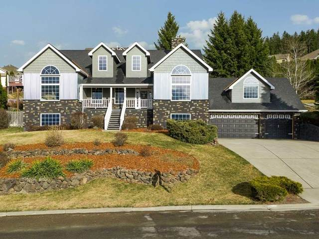 5017 E Glennaire Dr, Spokane, WA 99223 (#202013515) :: The Synergy Group