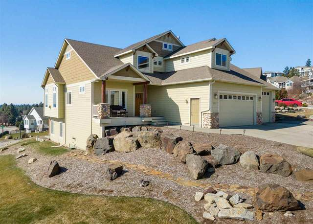 8918 E Blue Fox Ln, Spokane, WA 99217 (#202013520) :: The Synergy Group