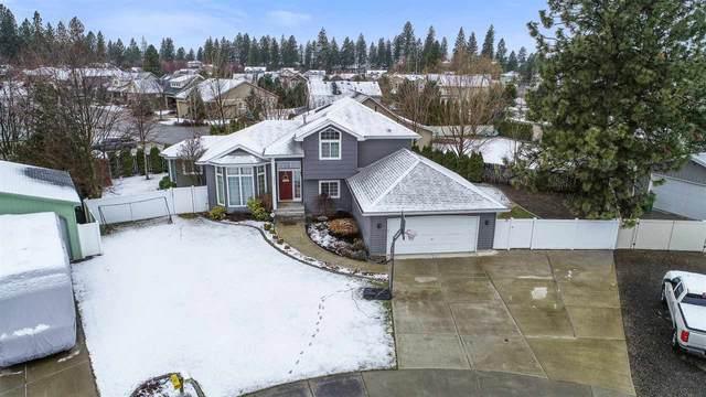 5718 W Dorothy Ct, Spokane, WA 99208 (#202013534) :: The Spokane Home Guy Group