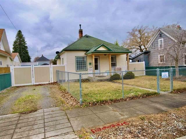 1303 W Alice Ave, Spokane, WA 99205 (#202013535) :: The Spokane Home Guy Group