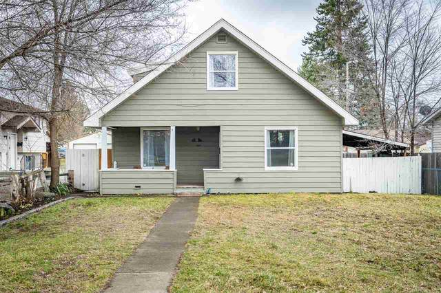 1614 E Everett Ave, Spokane, WA 99207 (#202013539) :: The Spokane Home Guy Group