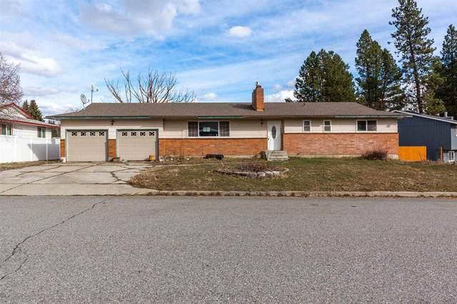 3805 S Skipworth Rd, Spokane, WA 99206 (#202013541) :: Prime Real Estate Group