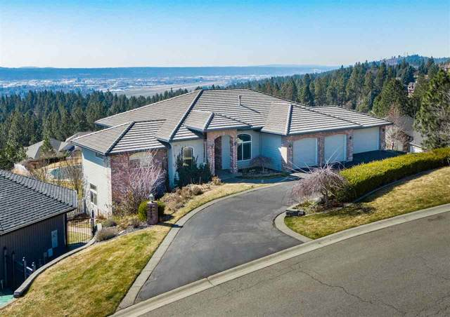 8416 E Red Oak Dr, Spokane, WA 99217 (#202013548) :: The Synergy Group