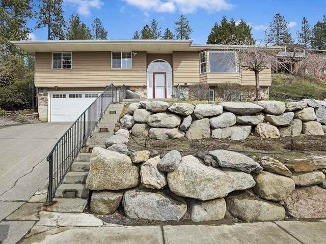 4312 N Arrowhead Rd, Spokane, WA 99208 (#202013559) :: Top Agent Team