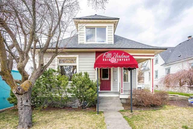 310 W Indiana Ave, Spokane, WA 99205 (#202013567) :: The Spokane Home Guy Group