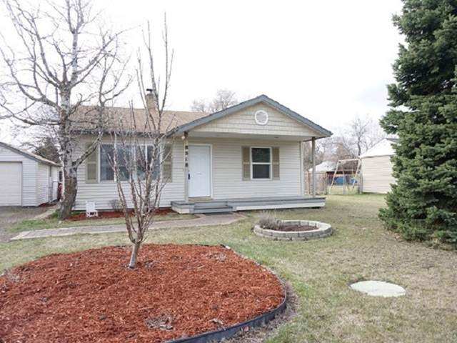 8518 E Knox Ave, Spokane Valley, WA 99212 (#202013583) :: The Spokane Home Guy Group