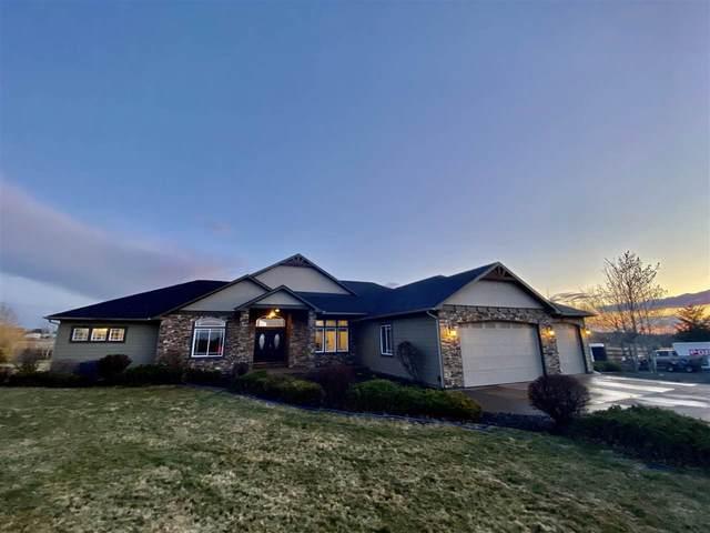 9810 E Morgan Rd, Spokane, ID 99217 (#202013586) :: Top Spokane Real Estate