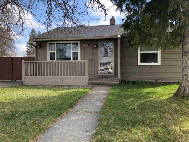 5714 N Lindeke St, Spokane, WA 99205 (#202013590) :: The Spokane Home Guy Group