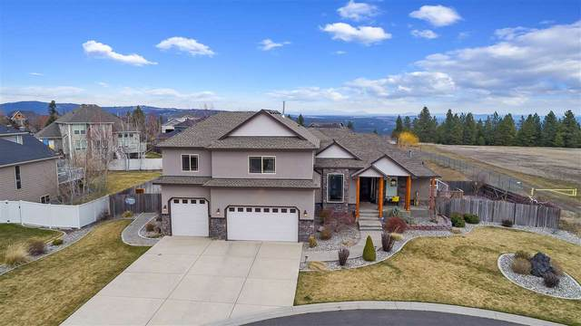 1804 W Westover Ln, Spokane, WA 99208 (#202013606) :: The Spokane Home Guy Group