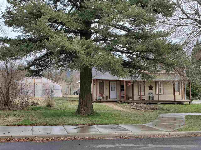 122 N Main St, Latah, WA 99018 (#202013623) :: Prime Real Estate Group