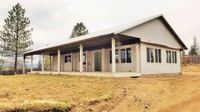 109 E Harrison Ave, Springdale, WA 99173 (#202013627) :: Five Star Real Estate Group