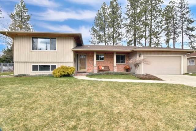 117 E Regina Ave, Spokane, WA 99218 (#202013628) :: Prime Real Estate Group