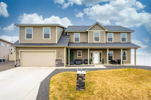 8310 N Upper Mayes Ln, Spokane, WA 99208 (#202013630) :: The Spokane Home Guy Group