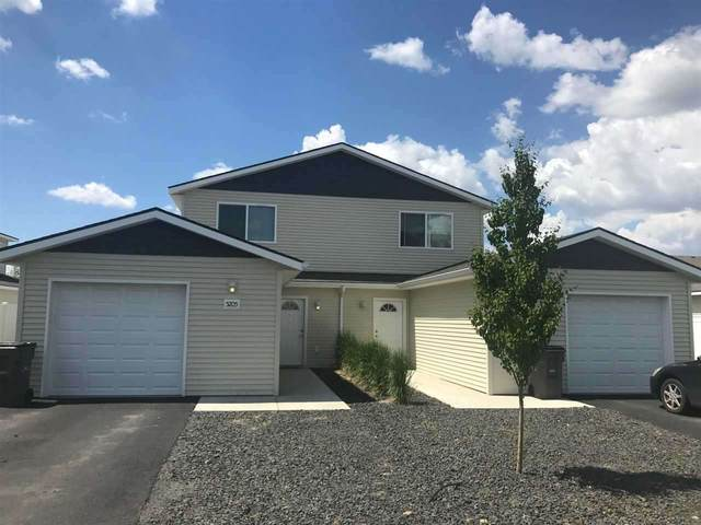 5120 E Grace Ave 5122 E Grace Av, Spokane, WA 99217 (#202013639) :: Five Star Real Estate Group