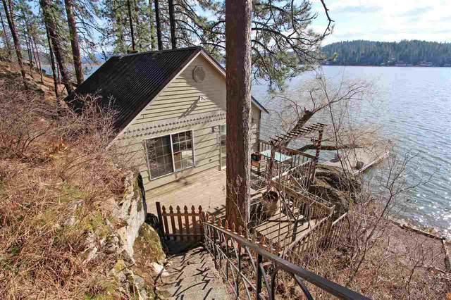 12921 E Newman Lake Dr, Newman Lake, WA 99025 (#202013687) :: Prime Real Estate Group