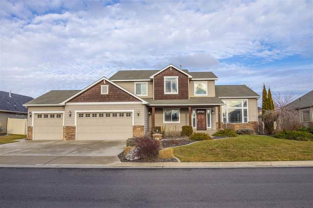 1911 S Morningside Heights Dr, Greenacres, WA 99016 (#202013690) :: The Spokane Home Guy Group