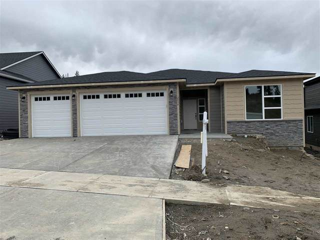 2834 S Sonora Dr, Spokane Valley, WA 99037 (#202013691) :: Prime Real Estate Group