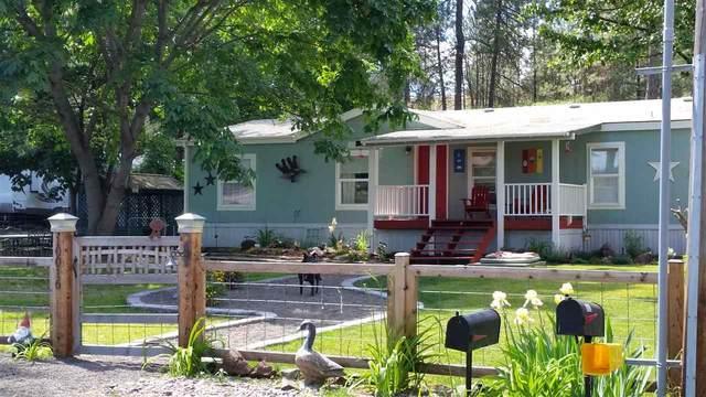10016 S Lakehurst Dr, Medical Lake, WA 99022 (#202013714) :: Five Star Real Estate Group