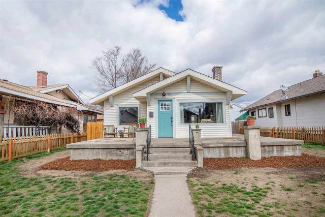 933 E Illinois St, Spokane, WA 99207 (#202013749) :: The Spokane Home Guy Group